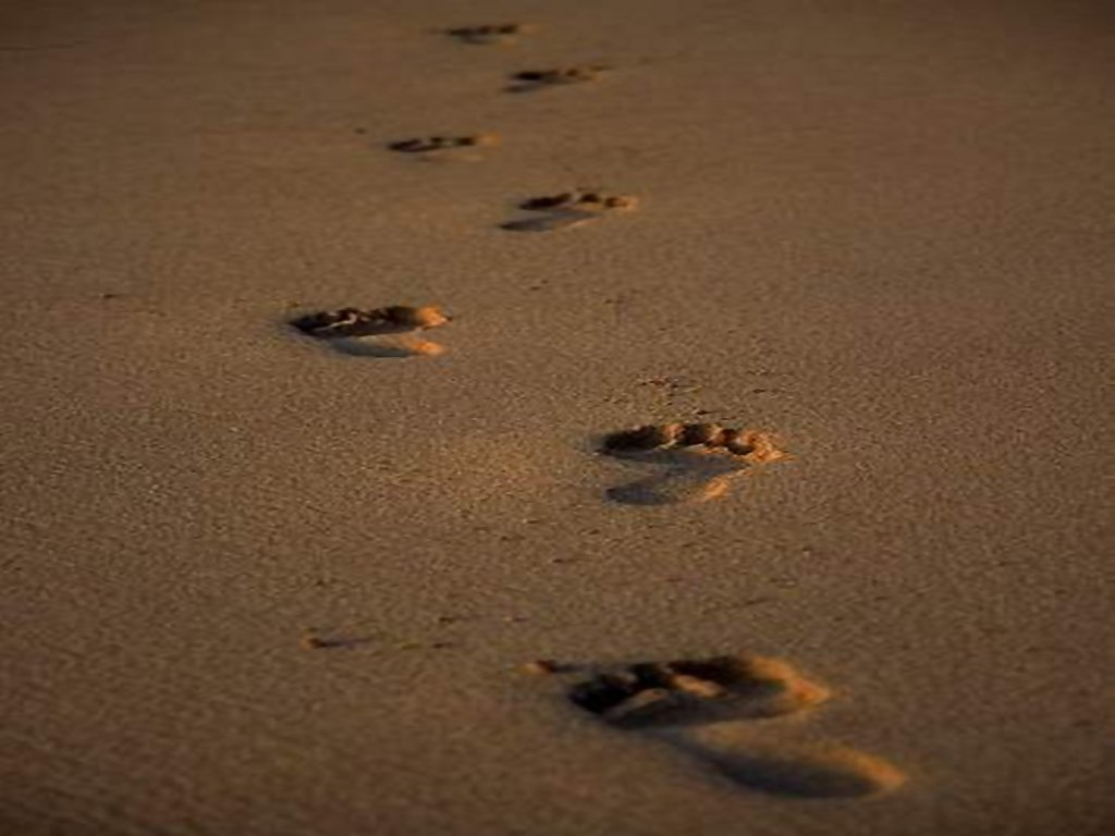 Footstep Followers Of Christ